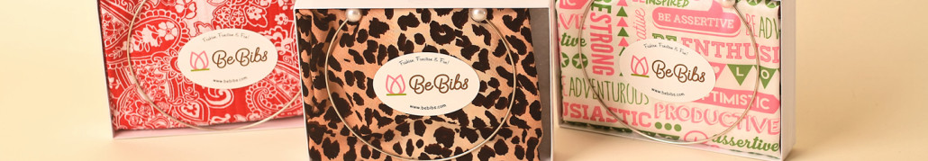 The BeBibs shop - where you can find your perfect fashion adult bib